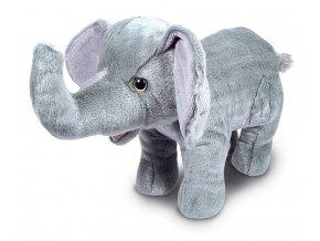 Plyšový slon 50cm - plyšové hračky
