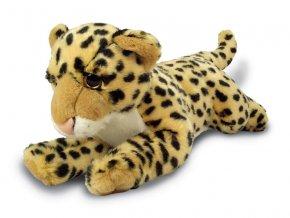 Plyšový gepard 44cm - plyšové hračky