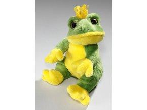 Plyšová žába 15 cm - plyšové hračky