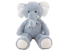 Plyšový slon cca 86 - 90 cm  plyšové hračky