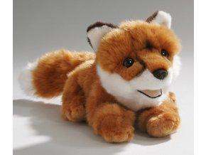 Plyšová liška 25cm - plyšové hračky