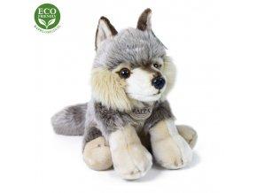 Plyšový vlk 30 cm - plyšové hračky