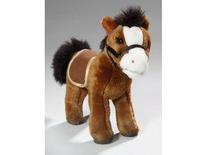 Plyšový kůň 22 cm - plyšové hračky