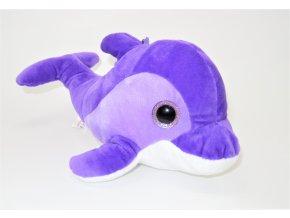 Plyšový delfín 28 cm - plyšové hračky