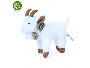 Plyšová koza 20 cm - plyšové hračky