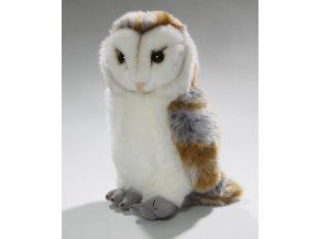 Plyšová sova 30cm - plyšové hračky