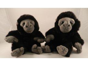 Plyšová gorila 20cm - plyšové hračky