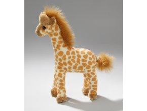 Plyšová žirafa 15 cm - plyšové hračky
