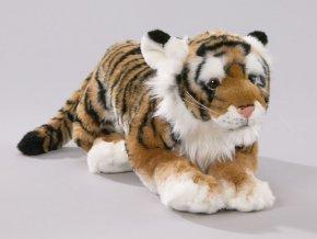 Plyšový tygr 47 cm - plyšové hračky