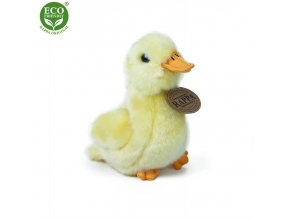 Plyšová kachna 13 cm - plyšové hračky