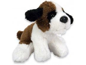 plush dog saint bernard 10cm