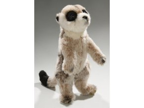 Plyšová surikata 25 cm - plyšové hračky