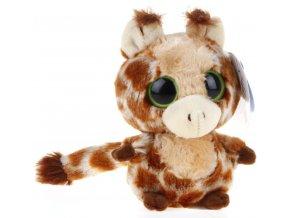 Plyšová Yoo Hoo žirafa 13 cm - plyšové hračky