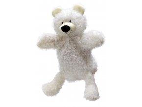 Maňásek medvídek 28cm - maňásci