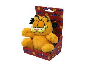 Plyšový Garfield 10 cm, sedící - plyšové hračky