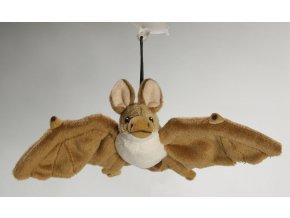 Plyšový netopýr 23 cm - plyšové hračky