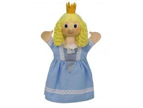 Maňásek princezna 30 cm - maňásci