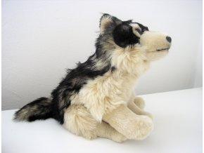 Plyšový vlk 26cm - plyšové hračky