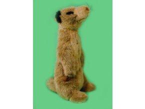 Plyšová surikata 27 cm - plyšové hračky