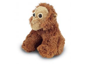 Plyšová opička Agáta 14 cm - plyšové hračky