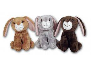 Plyšový králík 14 cm - plyšové hračky