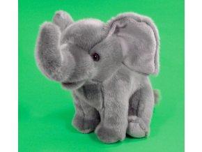 Plyšový slon 25cm - plyšové hračky