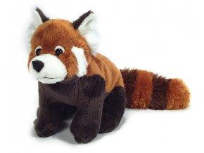 Plyšová panda červená 34cm - plyšové hračky