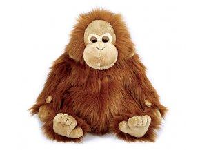 Plyšový orangutan 30cm - plyšové hračky
