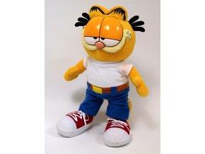 Plyšový Garfield 23cm, jeans - plyšové hračky