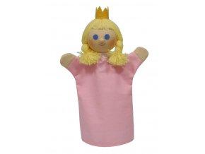 Maňásek princezna 29cm - maňásci