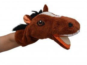Maňásek kůň 35cm - maňásci