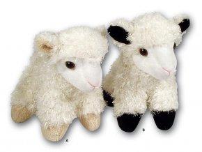 Plyšová ovečka 14cm - plyšové hračky