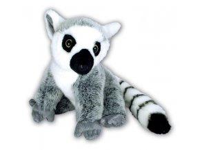 Plyšový lemur 24cm - plyšové hračky
