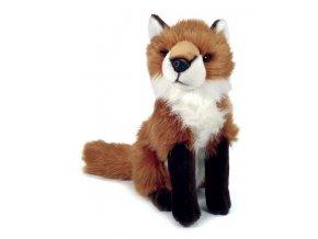 Plyšová liška 30cm - plyšové hračky