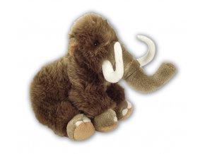 Plyšový mamut 20cm - plyšové hračky