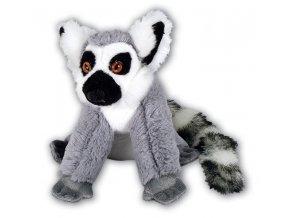 Plyšový lemur 20cm - plyšové hračky