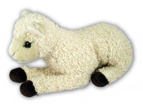 Plyšová ovečka 25cm - plyšové hračky