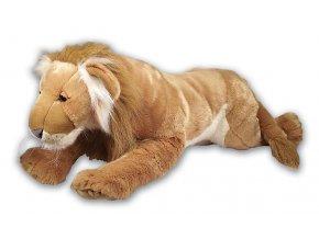 Plyšový lev 100cm - plyšové hračky