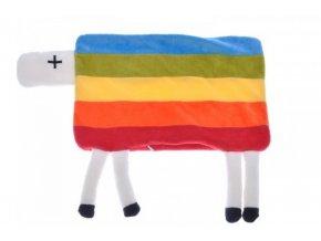 Plyšová ovečka z Déčka 35cm - plyšové hračky