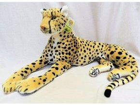 Plyšový gepard 90cm - plyšové hračky