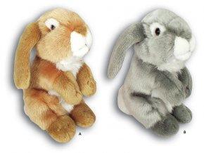 Plyšový králík 18cm - plyšové hračky