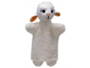 Maňásek ovečka 26cm - maňásci