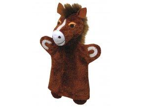 Maňásek kůň 32cm - maňásci