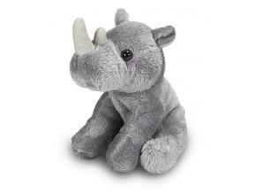 Plyšový nosorožec 14 cm - plyšové hračky