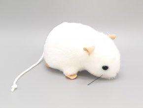 Plyšová myš 15 cm - plyšové hračky
