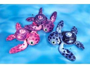 Plyšová želva 21 cm - plyšové hračky