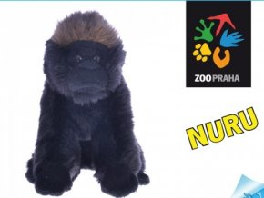 Plyšová gorila Nunu 17 cm - plyšové hračky