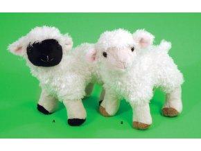 Plyšová ovečka 16 cm - plyšové hračky