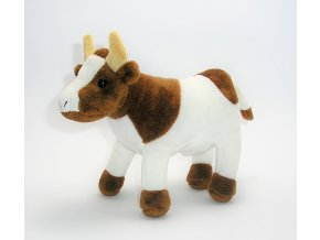 Plyšová kráva 20 cm - plyšové hračky