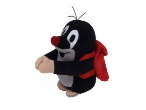 Plyšový Krteček s batůžkem, klip 10 cm -plyšové hračky